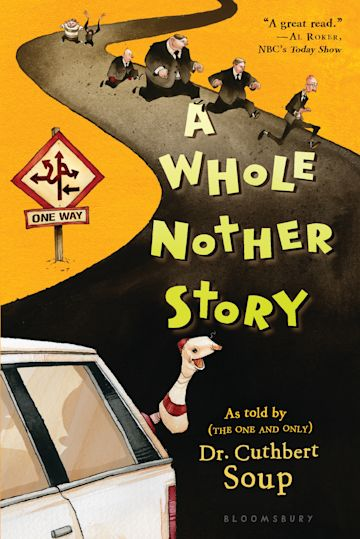 A Whole Nother Story cover
