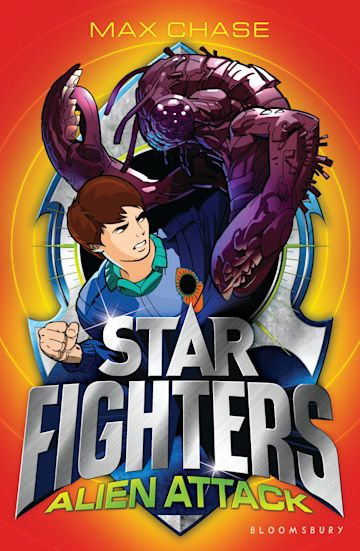 STAR FIGHTERS 1: Alien Attack cover