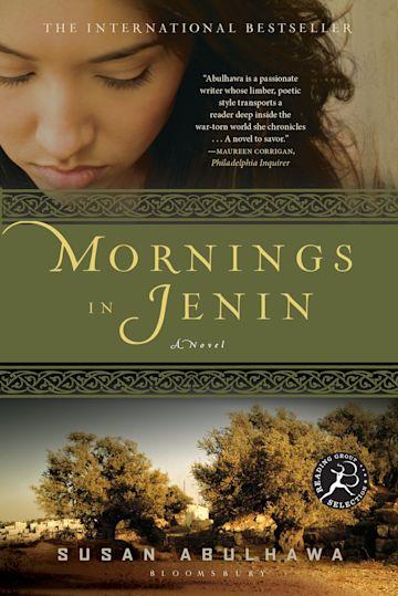 Mornings in Jenin cover