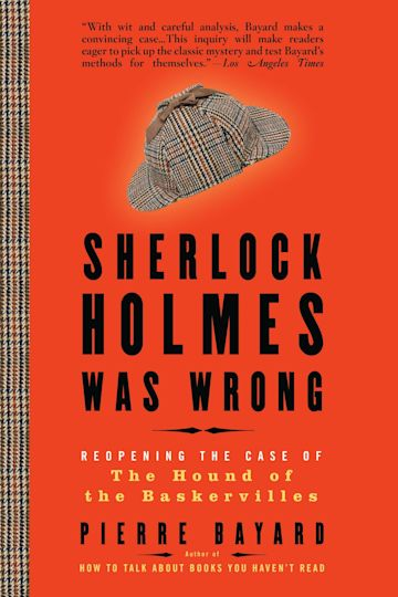 Sherlock Holmes Was Wrong cover