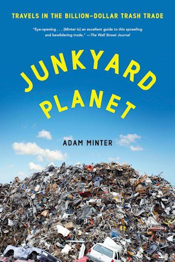 Junkyard Planet cover