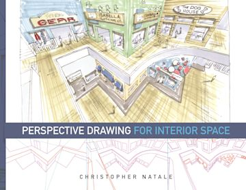 Perspective Drawing for Interior Space cover