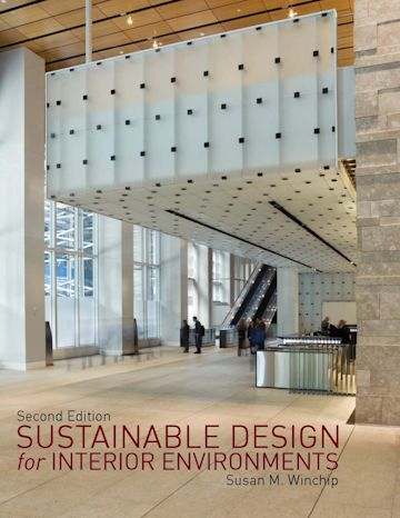 Sustainable Design for Interior Environments Second Edition cover