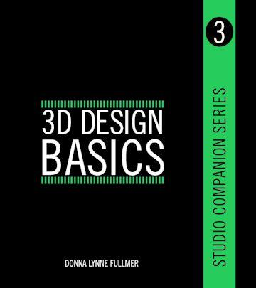 Studio Companion Series 3D Design Basics cover