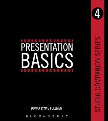 Studio Companion Series Presentation Basics cover