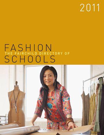 The Fairchild Directory of Fashion Schools cover