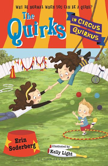 The Quirks in Circus Quirkus cover