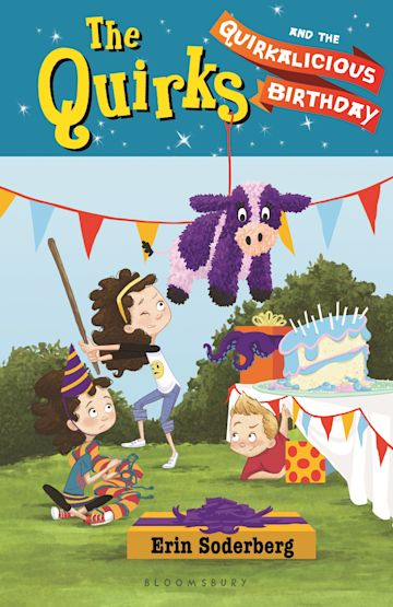 The Quirks and the Quirkalicious Birthday cover