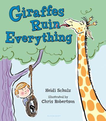 Giraffes Ruin Everything cover