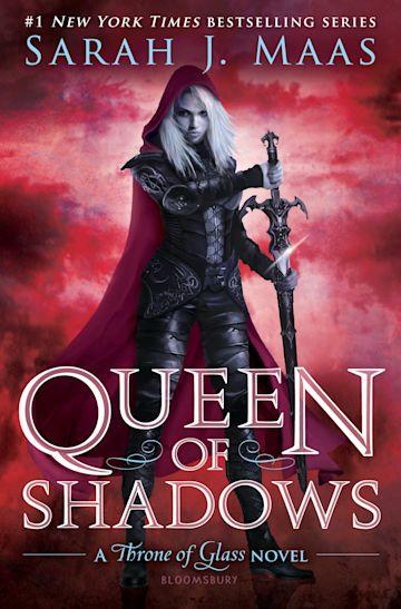 Queen of Shadows cover