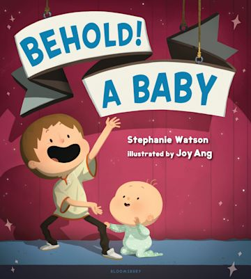 Behold! A Baby cover