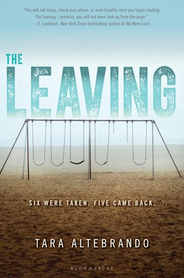 The Leaving cover