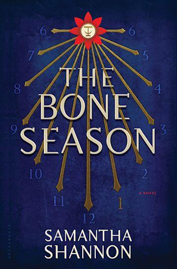 The Bone Season cover