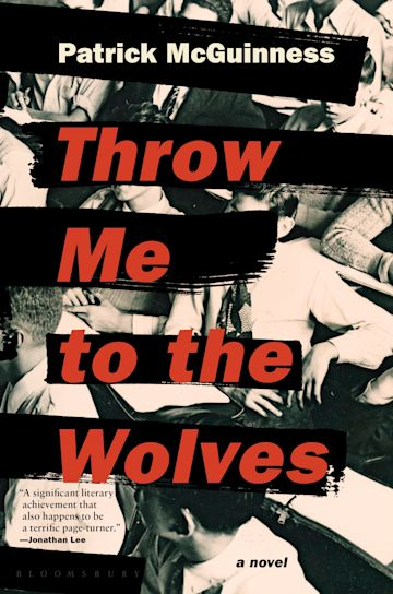Throw Me to the Wolves cover