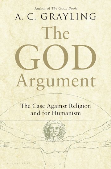 The God Argument cover