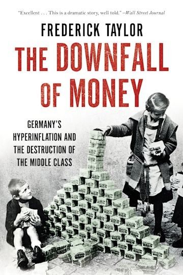 The Downfall of Money cover