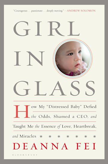 Girl in Glass cover