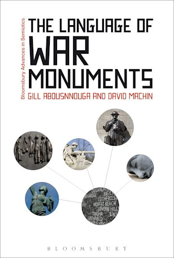 The Language of War Monuments cover