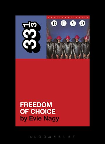 Devo's Freedom of Choice cover
