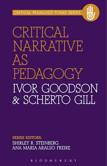 Critical Narrative as Pedagogy cover