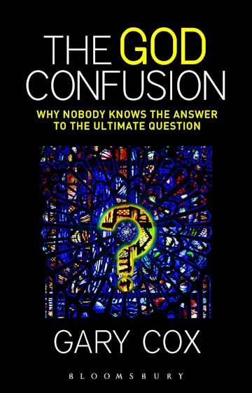 The God Confusion cover