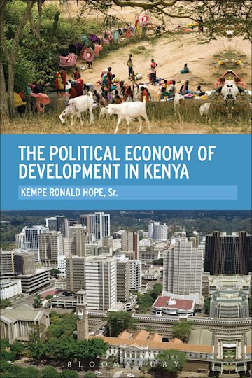 The Political Economy of Development in Kenya cover