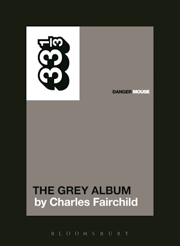 Danger Mouse's The Grey Album cover