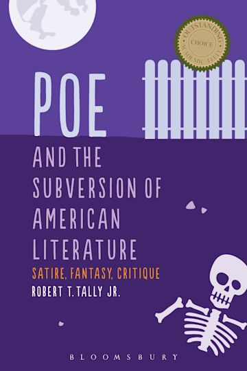 Poe and the Subversion of American Literature cover