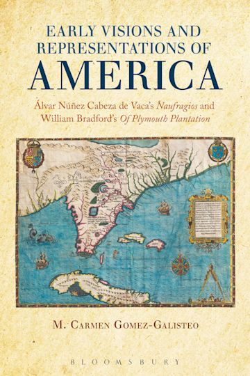 Early Visions and Representations of America cover