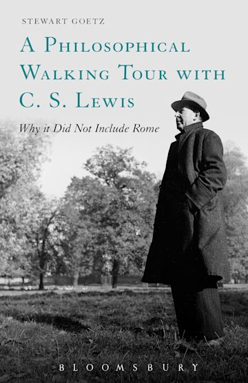 A Philosophical Walking Tour with C. S. Lewis cover