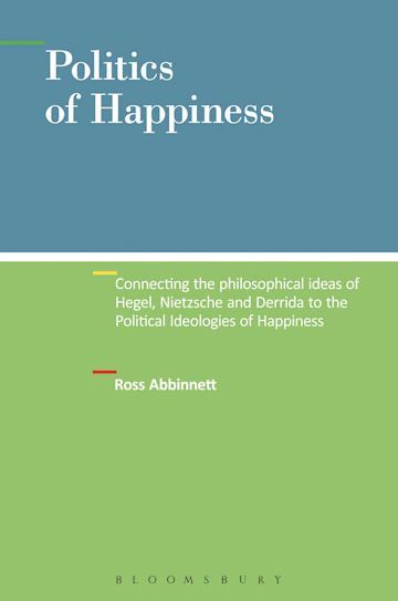 Politics of Happiness cover