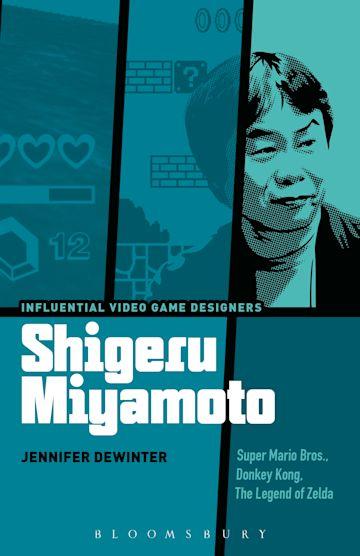 Shigeru Miyamoto cover