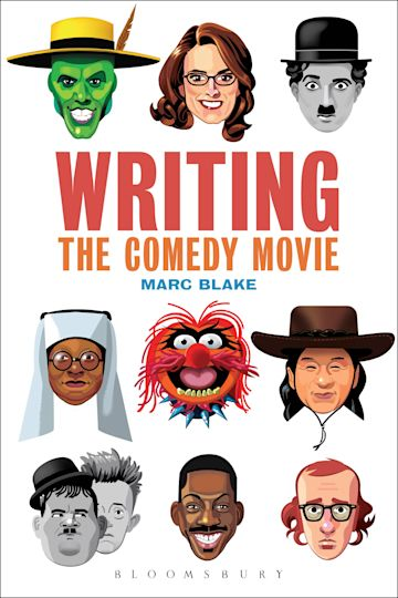 Writing the Comedy Movie cover