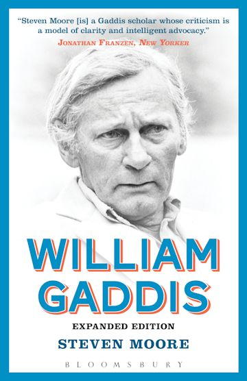 William Gaddis: Expanded Edition cover