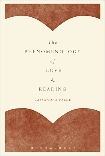 The Phenomenology of Love and Reading cover