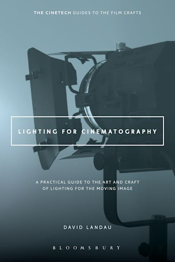 Lighting for Cinematography cover