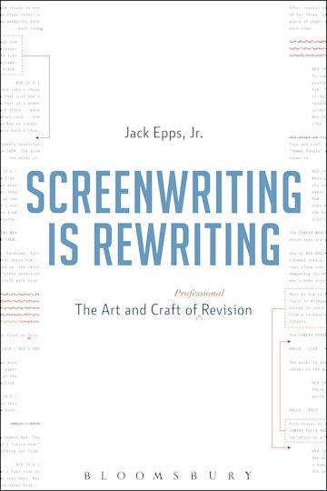 Screenwriting is Rewriting cover