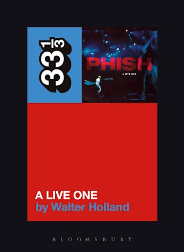 Phish's A Live One cover