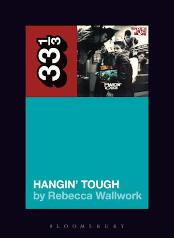 New Kids on the Block's Hangin' Tough cover