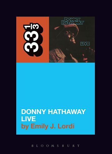 Donny Hathaway's Donny Hathaway Live cover
