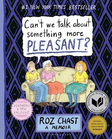 Can't We Talk about Something More Pleasant? cover