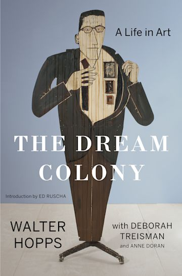 The Dream Colony cover
