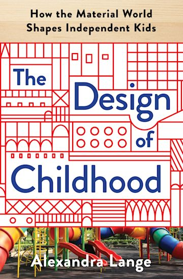 The Design of Childhood cover