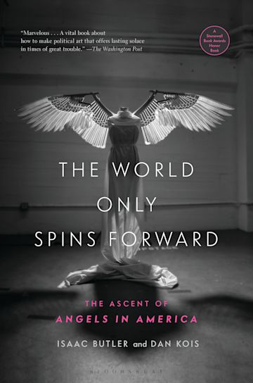 The World Only Spins Forward cover