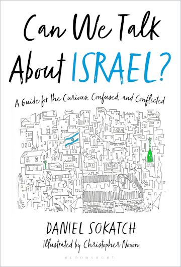 Can We Talk About Israel? cover