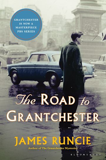 The Road to Grantchester cover