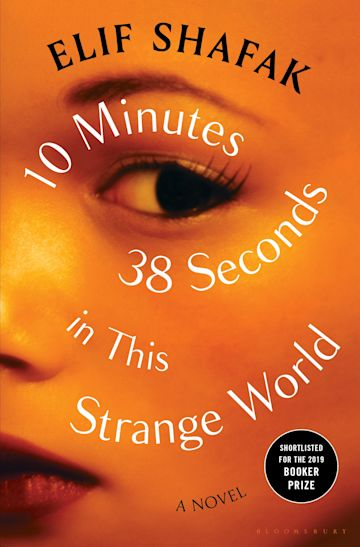 10 Minutes 38 Seconds in This Strange World cover
