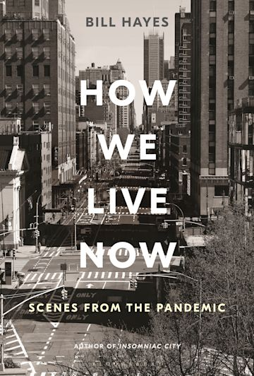 How We Live Now cover