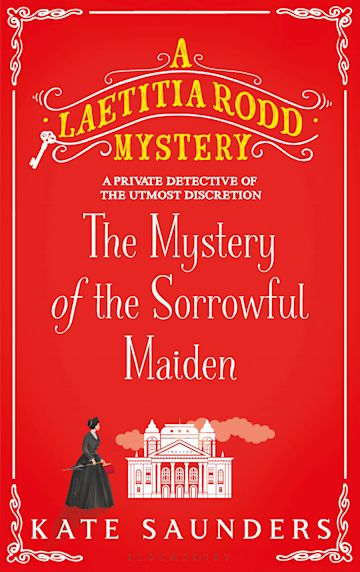 The Mystery of the Sorrowful Maiden cover