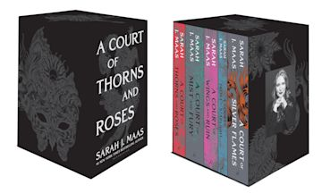 A Court of Thorns and Roses Hardcover Box Set cover